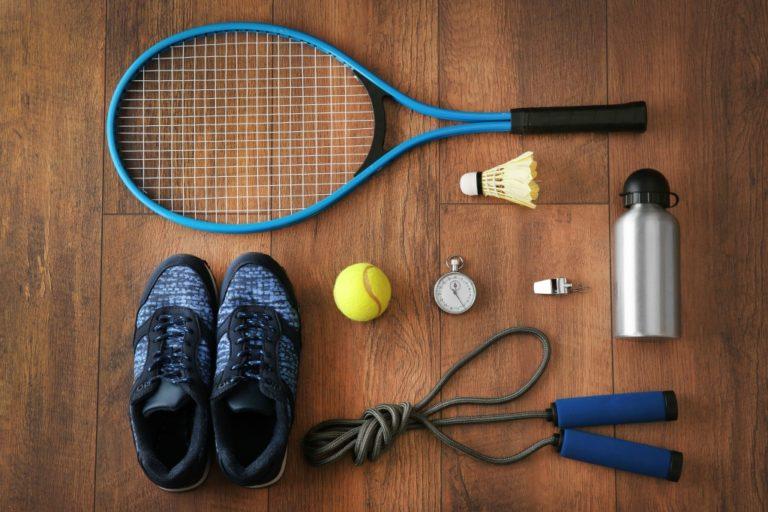 sports items